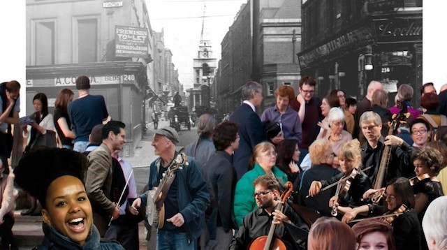 Spitalfields Music Winter Festival