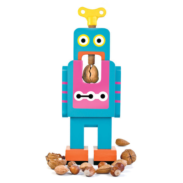 Robot Nut Cracker by Suck UK