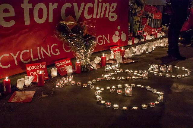 Fifth Cyclist Dies On London's Roads In Nine Days