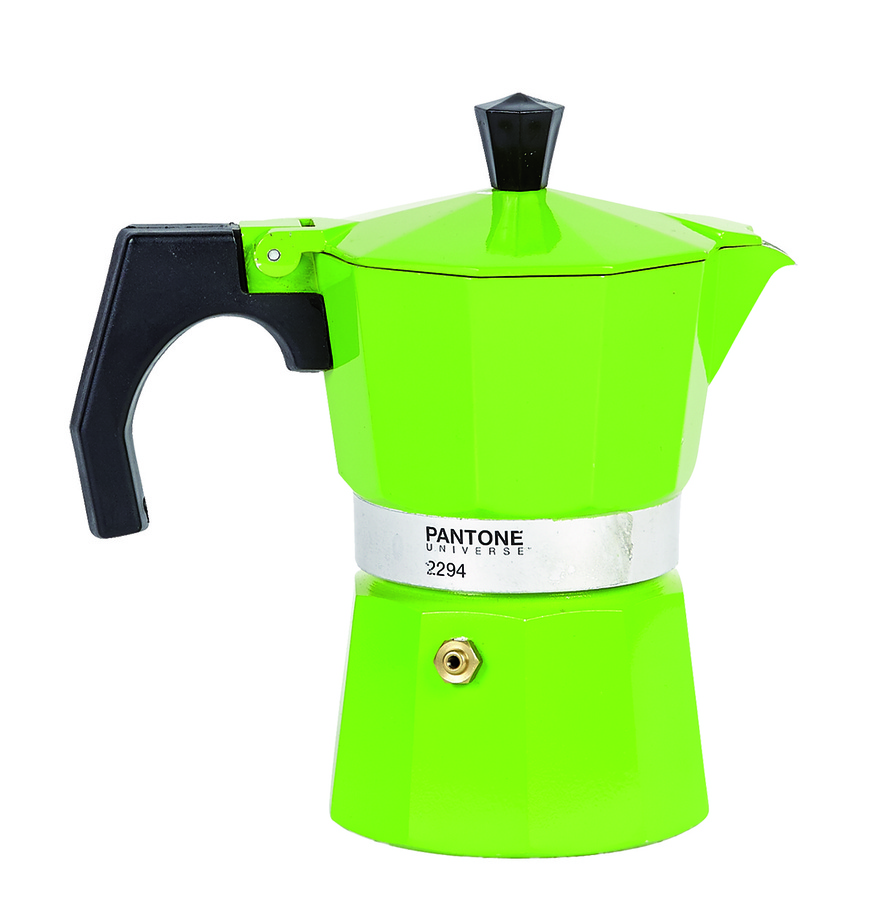 Pantone Coffee Pot by Whitbread Wilkinson