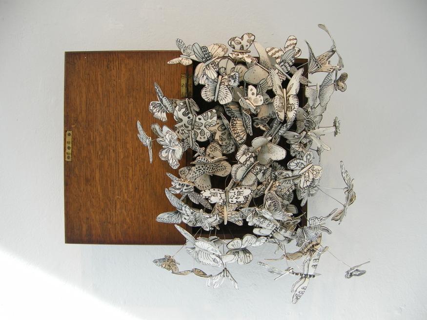 Katharine Morling, Freedom Box. Image courtesy the artist and Long & Ryle.