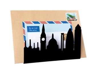 London Skyline Letter Rack £20