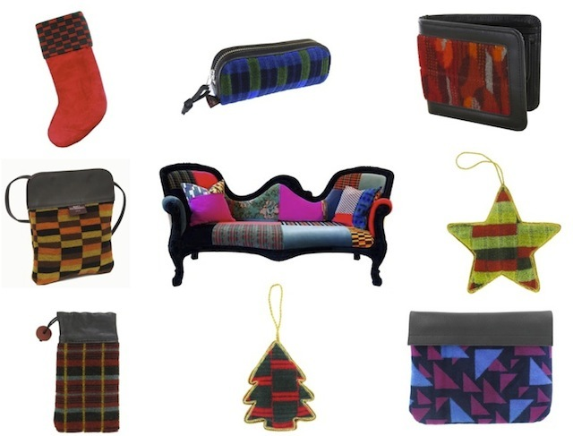 A range of moquette accessories