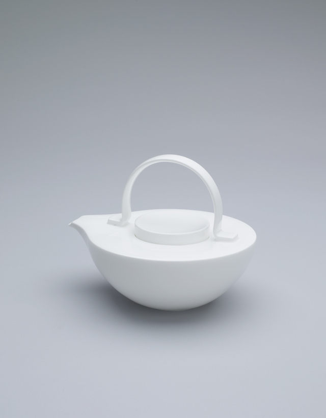 Voyage Teapot by Bodo Sperlein