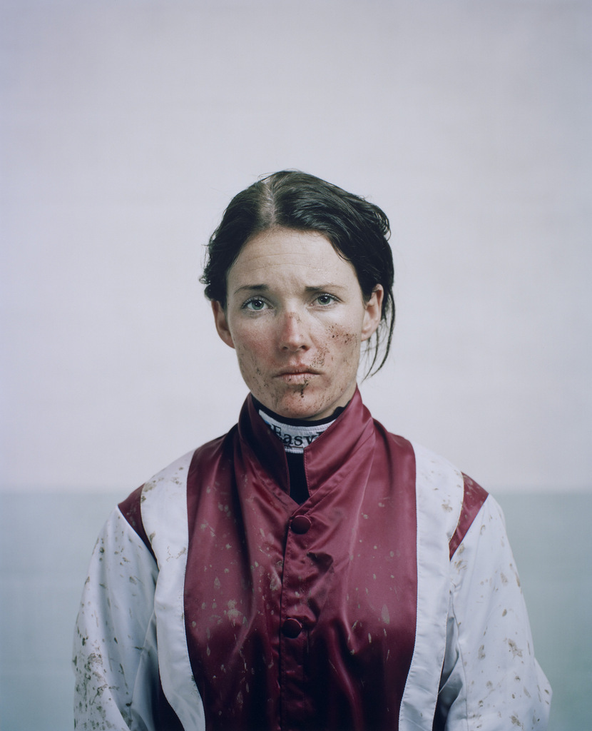 Katie Walsh by Spencer Murphy. Copyright Spencer Murphy