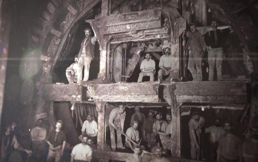 Video: Engineering The Underground