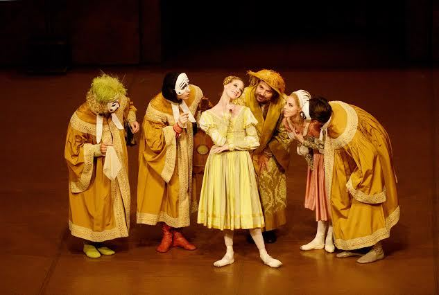 A Shakespearean Ballet Farce