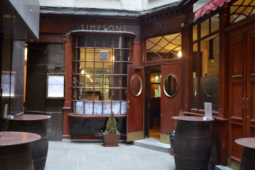 Ten Of London S Oldest Restaurants That You Can Still Try