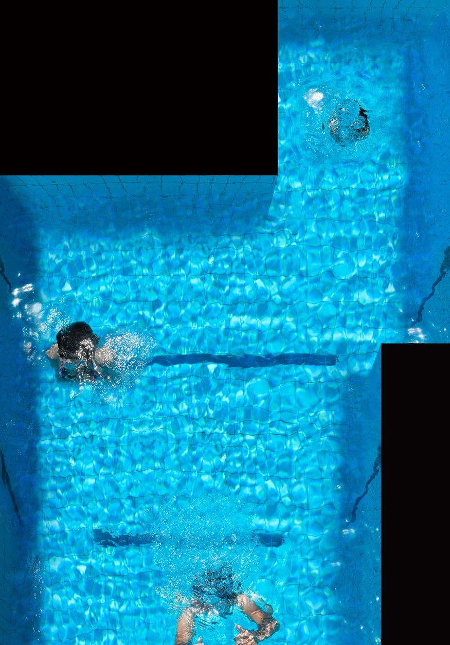 Swimming Pool. Image courtesy of the artist