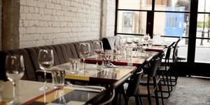 Dining Beyond Zone 1: 100 Hoxton