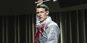 Matt Smith Is An American Psycho