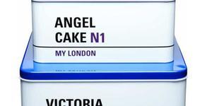 Santa's Lap: Punning London Cake Tins