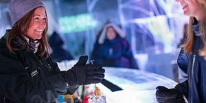 Dine Another Day: Win Tickets to the ICEBAR New Year's Eve Party
