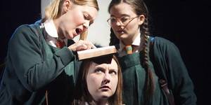 Secondary, School Play: Once A Catholic @ Tricycle Theatre