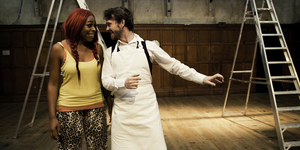 Children Let Loose In Battersea Arts Centre's Maze