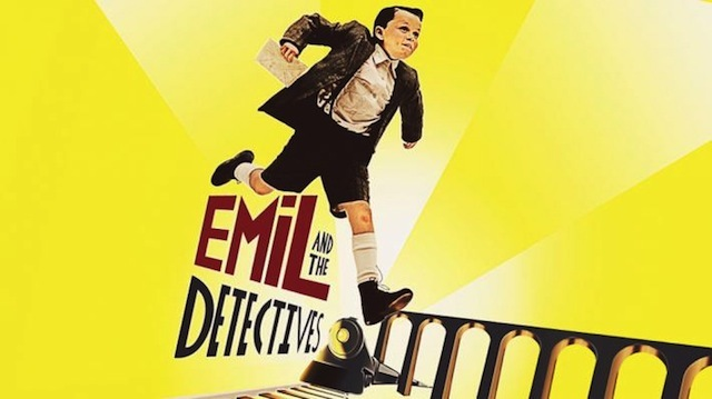 Emil And The Detectives Book