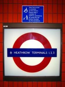 Heathrow Terminals 1, 2, 3
