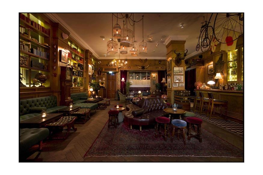 Mr Fogg's Tavern.