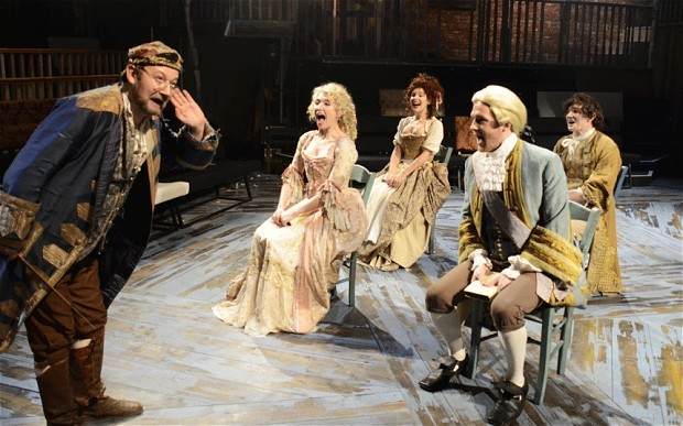 Bernstein's Candide At The Menier Chocolate Factory