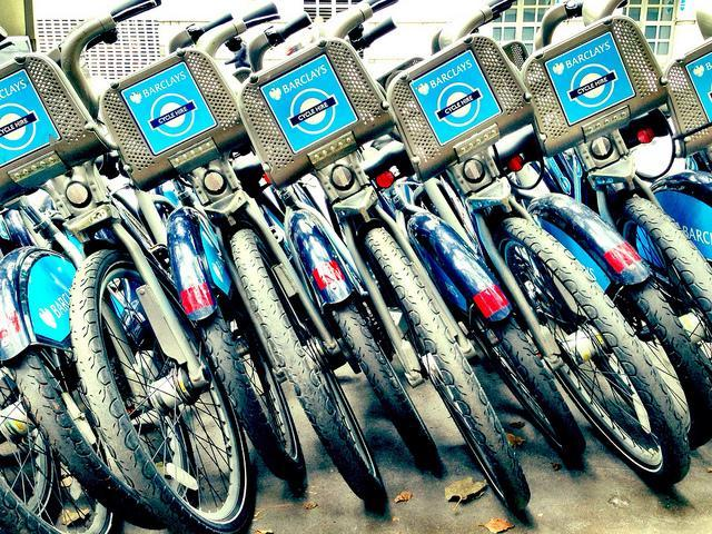 Cycle Hire Use Is Falling