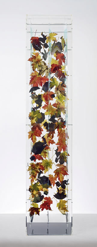 Jack Milroy, Fall. Image courtesy of Art First