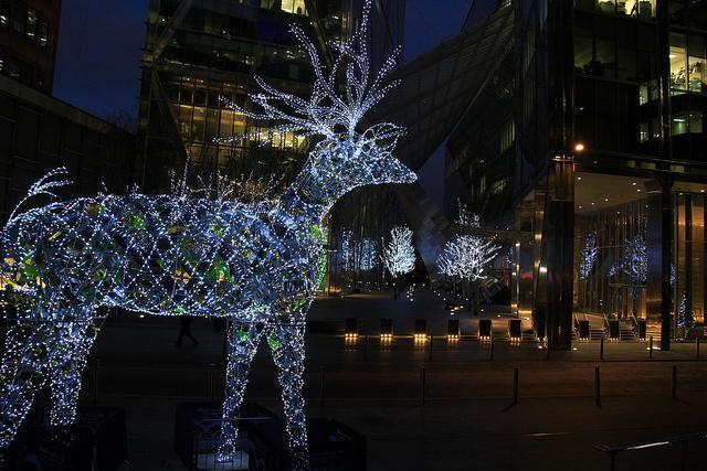 Reindeer by Artee62