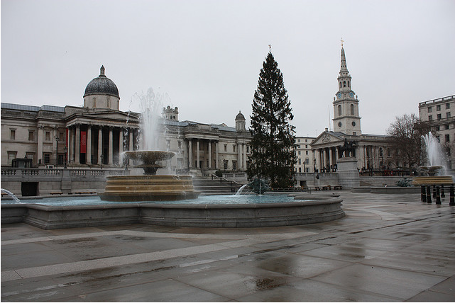 What's Open In London On Christmas Day 2013?