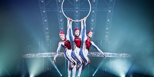 Circus In Style: Cirque Du Soleil At Royal Albert Hall