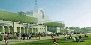 New Crystal Palace Denied Lottery Funding