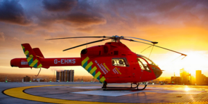 London's Air Ambulance: 25 Years Of Saving Lives