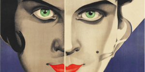 Exhibition: Soviet Film Posters From The Silent Era