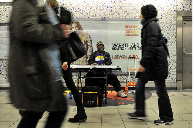How To Become A Tube Busker