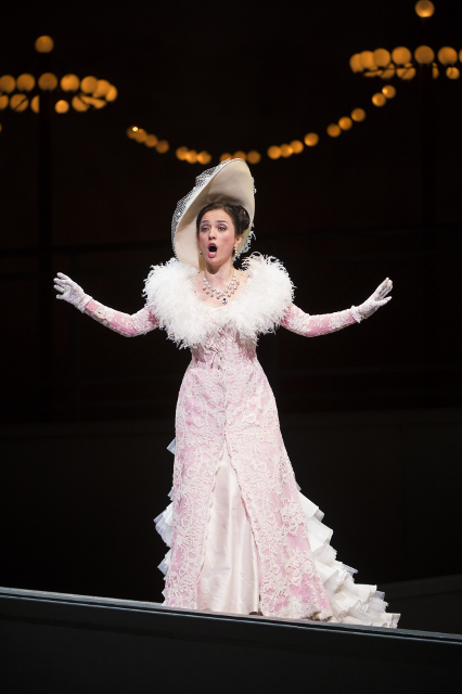 Ermonela Jaho is radiant as the impetuous Manon. (Photo: Royal Opera / Cooper)