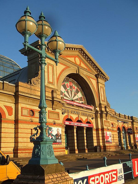 Take A History Tour Of Alexandra Palace