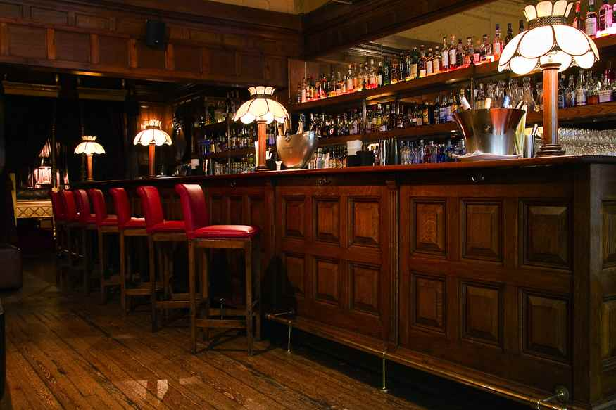Janan Jay London S Best Lesser Known Hotel Bars Bar 190 The Gore