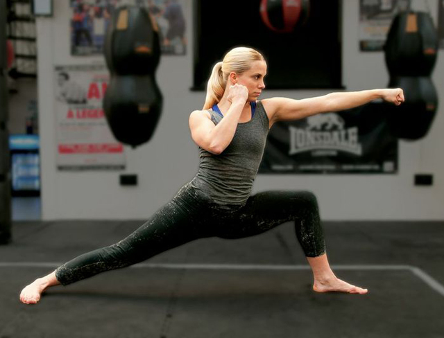 Boxing Yoga/ Total Boxer