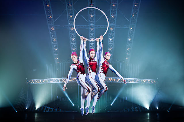 Circus In Style: Cirque Du Soleil At Royal Albert Hall | Londonist