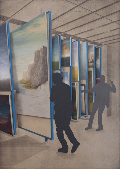 Chris Agnew, In Preservation. Image courtesy of the artist and ArtEco