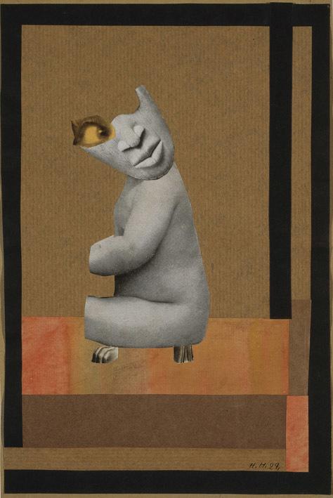 Aus der Sammlung: Aus einem ethnographischen Museum (From the Collection: From an Ethnographic Museum) 1929 Scottish National Gallery of Modern Art, Edinburgh Bequeathed by Gabrielle Keiller, 1995