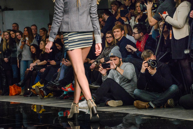 Men's fashion gets hijacked by a woman! Superdry audaciously breaks the rules.