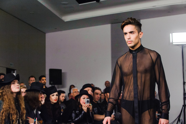 Knee-length see-through night-shirts are going to be massive this year.