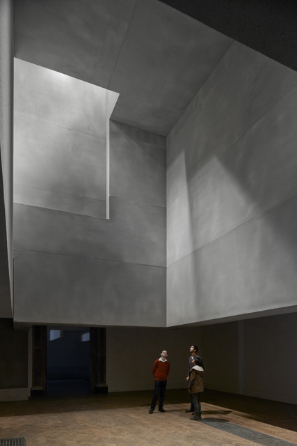 Installation by Grafton Architects.  Photo © Royal Academy of Arts, London, 2014. Photography: James Harris. / © Grafton Architects