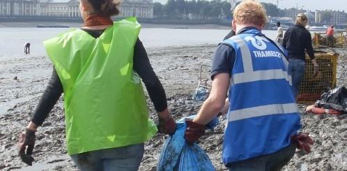 Thames21 River Clean Ups