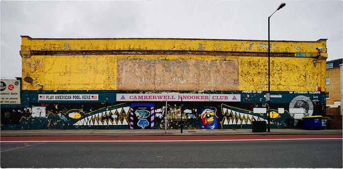 Camberwell Snooker Club by Viramati