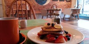 Where To Eat Pancakes In London When It's Not Pancake Day