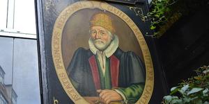 Old Dr Butler's Head