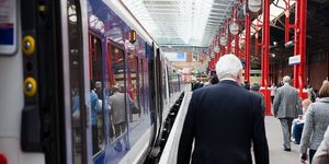 London Train Companies Score Badly In Passenger Satisfaction Survey