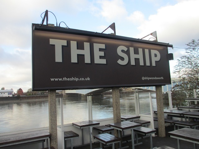 theship