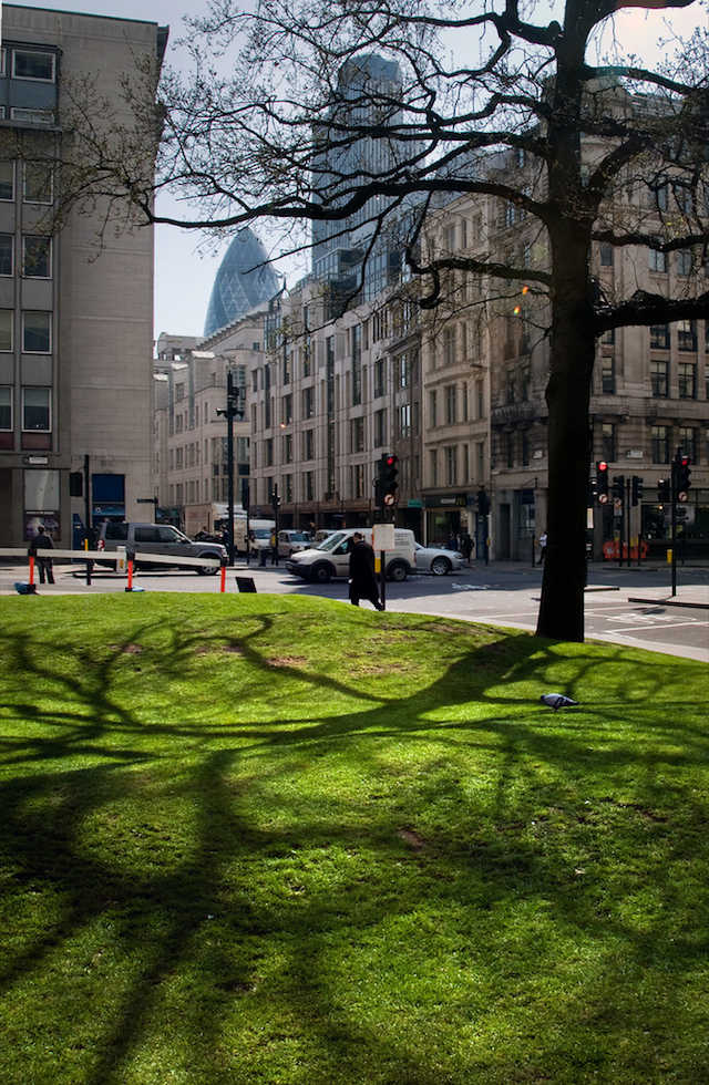 Shadows in the city by Stuart-Lee on Flickr