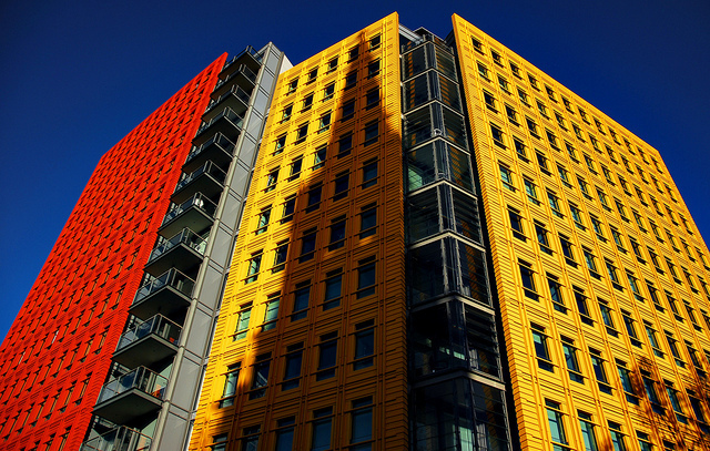 Central St Giles by Richard Watkins on Flickr